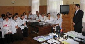 At Ararat regional hospital1