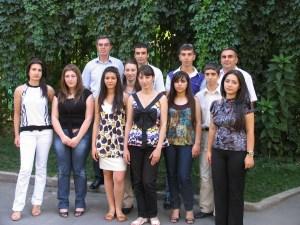 Mat. 2009 students