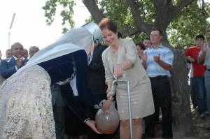 USA Ambassador in Armenia Mary Yovanovich