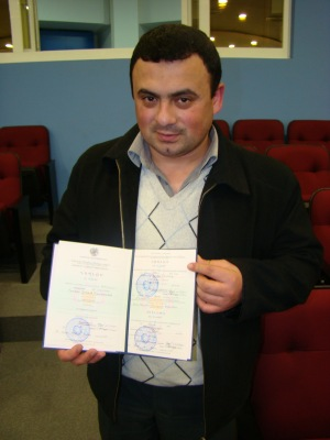 Eduard Bayramyan_after receiving Diploma.jpg