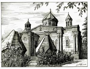 Gyumri. St. Astvatsatsin