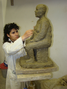 Lilit Sargsyan - at workshop 1.JPG