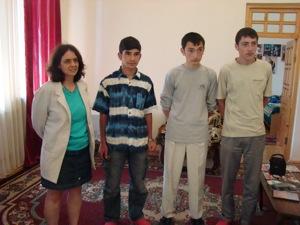 Lynn Nakashin's visit to Gavar Guest House 6.jpg