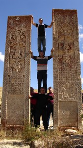 Armenian life_Armenian Crosstone