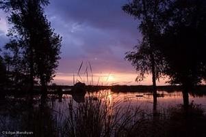 Dawn at Lake Sevan_photo by Edgar Marukyan