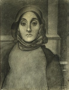 Arshile Gorky_ The Artist's Mother