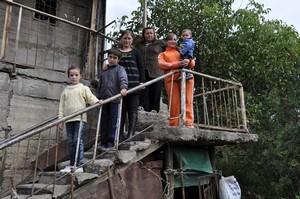 CASP_Sisian_ Khurshudyan family - Ruzanna, Karo and Siranush