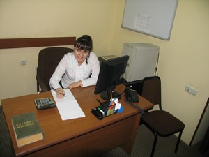 Aleksanyan Shahane Mathevossian 2009 MA Graduate Now Audit at KPMG international audit organization