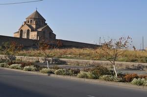 Etchmiadzin. St. Hripsime church