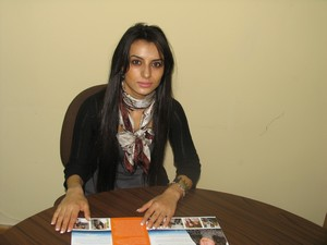 Khachatryan Serine  Mathevossian MA 2nd year Student, Now Expert of RA National Assembly