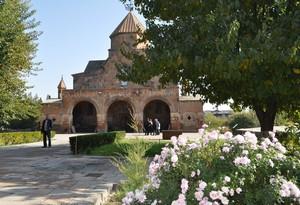 St. Gayane church in Etchmiadzin