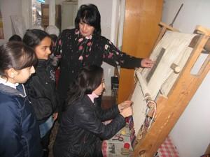 Art school in Berd