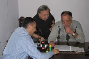 Bagrat Sargsyan_Shahan Arzruni_Tigran Kocharyan