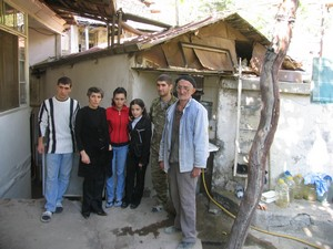 Esma with her Family