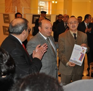Gyumri exhibition