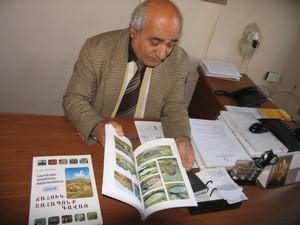 P.I.Argam Ayvazyan  HH. Mshakuyti  vastakavor gorcich 1