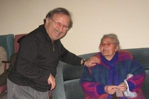 Shahan Artsruni_with Amalya Mayrig